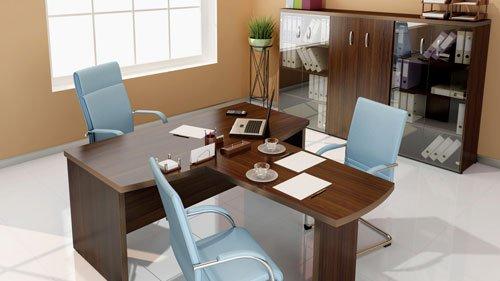 """Картинки по запросу мебель офисная для кабинета руководителя """"стильный офис"""" реал"""