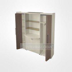 Шкаф комбинированный в кабинет руководителя