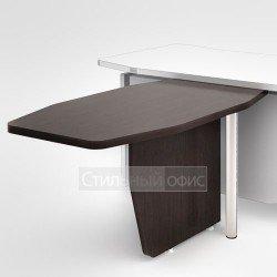 Брифинг-приставка к столу руководителя