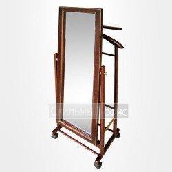 Костюмная вешалка с зеркалом