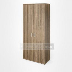 Шкаф широкий высокий закрытый