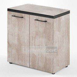 Шкаф низкий широкий с дверками