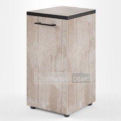Шкаф низкий узкий с дверкой