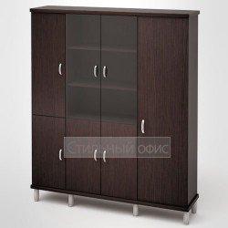 Шкаф широкий для одежды в кабинет