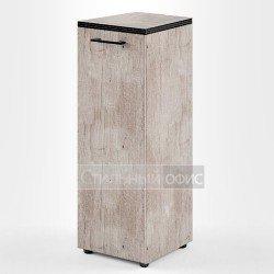 Шкаф средний узкий со средней дверкой