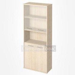 Шкаф высокий широкий с нишей