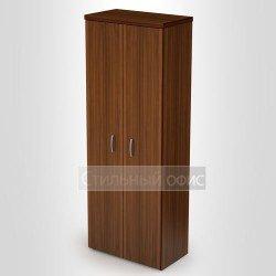 Шкаф высокий закрытый