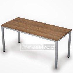 Стол на металлокаркасе прямой длинный