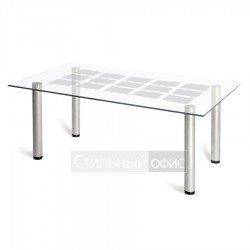 Стол журнальный прямоугольный в офис