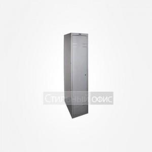 Металлический шкаф для раздевалок