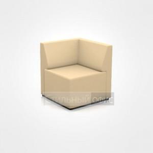 Кресло угловое офисное мягкое для отдыха