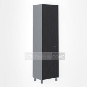 Шкаф для одежды левый узкий высокий для сотрудников
