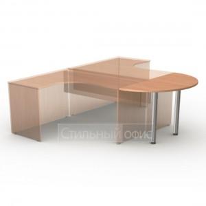 Приставка к офисному столу 120х60