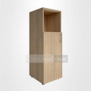 Шкаф средний узкий с низкой дверкой