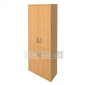 Шкаф высокий с 4 дверьми