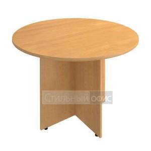 Стол переговорный круглый в офис