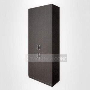 Шкаф закрытый широкий высокий для персонала