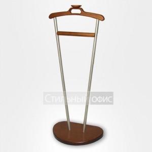 Костюмная вешалка с чашечкой для мелочей