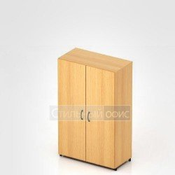 Шкаф низкий закрытый для офиса