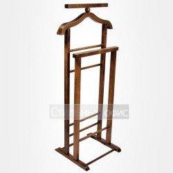 Вешалка костюмная деревянная