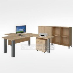 Мебель в кабинет руководителя акация