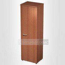 Шкаф для одежды узкий в офис для кабинета руководителя
