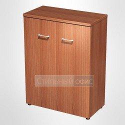 Шкаф для документов средний закрытый в офис для кабинета руководителя