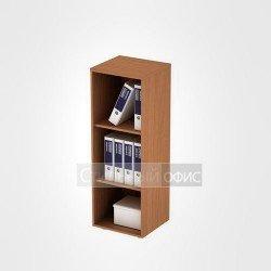 Шкаф офисный со стеклом для документов