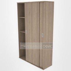 Шкаф купэ высокий офисный для документов