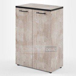 Шкаф средний широкий со средними дверками