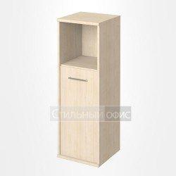 Шкаф средний узкий полузакрытый