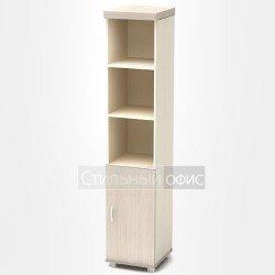 Шкаф высокий узкий в кабинет руководителя