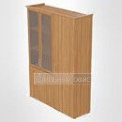 Комплект шкафов в кабинет руководителя