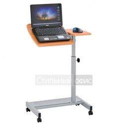 Стол для ноутбука с полкой
