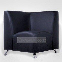 Угловой элемент офисного дивана
