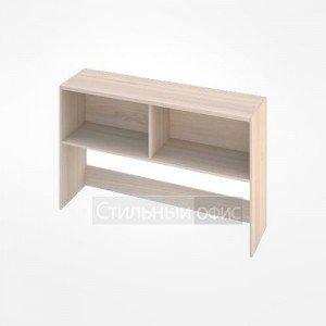 Полка для письменного стол открытая офисная для персонала