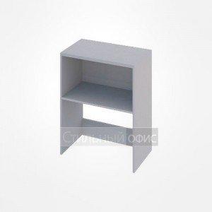 Полка для письменного стола открытая офисная для персонала