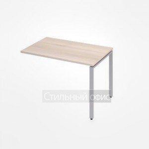 Приставка к столу на металлокаркасе офисная для персонала