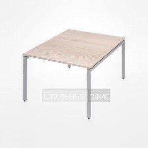 Стол переговорный на металлокаркасе офисный для персонала