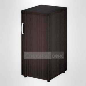 Шкаф узкий низкий правый закрытый офисный для персонала 20.71 + 20.83 R