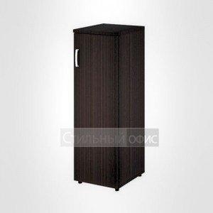 Шкаф узкий средний правый закрытый офисный для персонала 20.74 + 20.84 R
