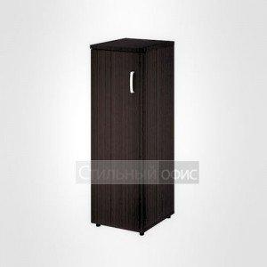 Шкаф узкий средний правый закрытый офисный для персонала 20.74 + 20.84 L