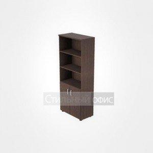 Шкаф высокий широкий полузакрытый офисный для персонала 20.78 + 20.83