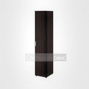Шкаф высокий узкий правый закрытый офисный для персонала 20.77 + 20.85 R