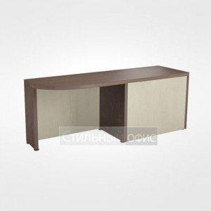 Боковой приставной стол левый в кабинет руководителя