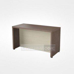 Боковой приставной стол прямой в кабинет руководителя