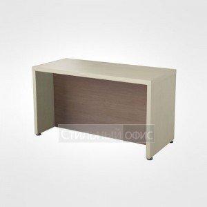 Боковой приставной стол прямой в кабинет руководителя 44.17.24