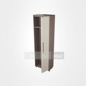 Шкаф для одежды правый в кабинет руководителя 44.41.22 Композиция №1