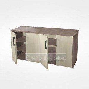 Шкаф низкий в кабинет руководителя 44.47.22
