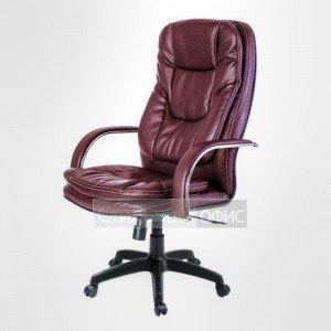 Кресло офисное для руководителя LK-11 Перфорированная натуральная кожа